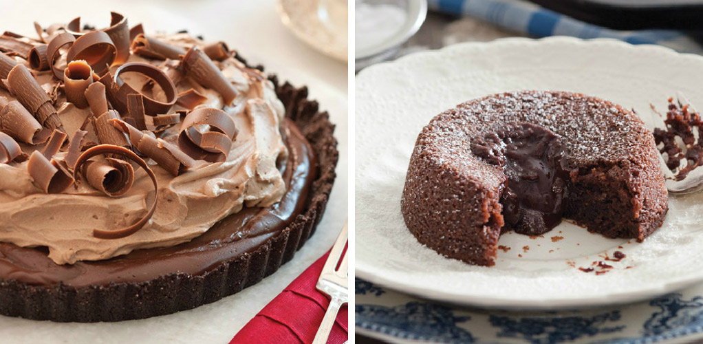 10 Most-Requested Chocolate Recipes