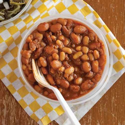 Chorizo Baked Beans Recipe