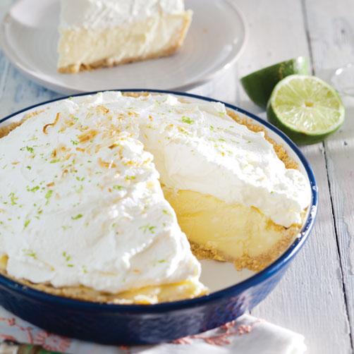 Key Lime Mousse Pie Recipe