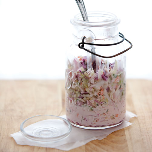 Three-Color Slaw Recipe