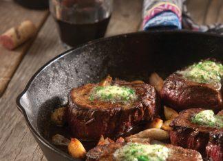 Skillet Steak