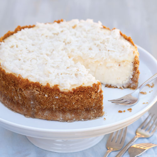 Cheesecake With Cake Bottom Recipe