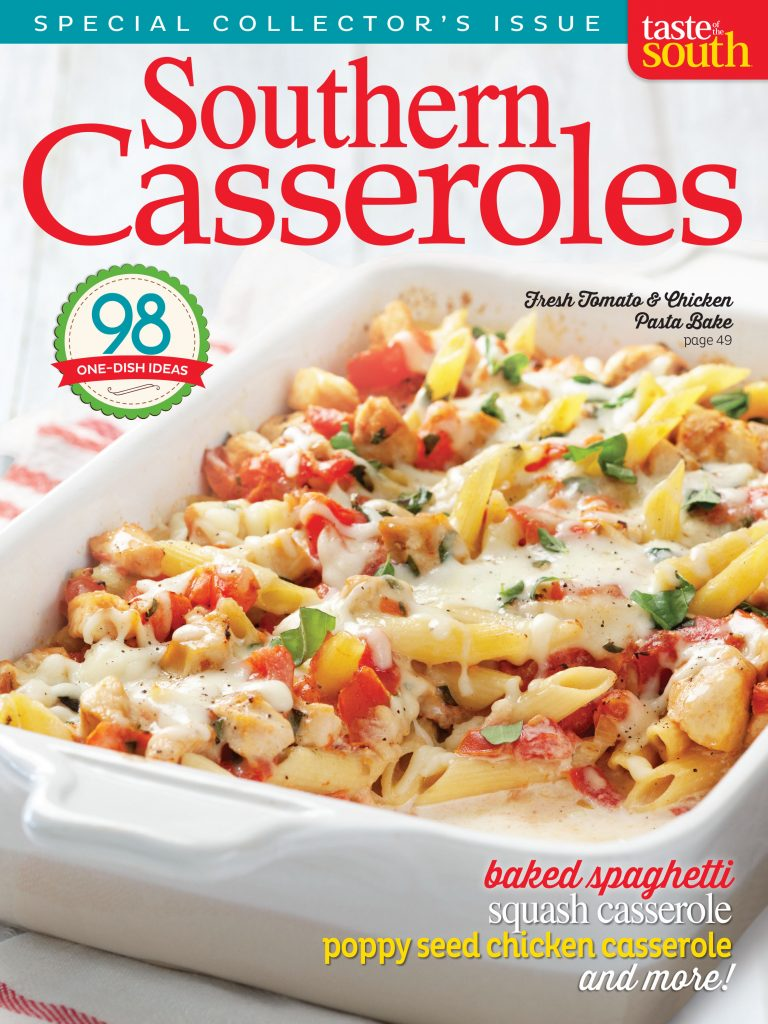 Check Out Our Southern Casseroles Special Issue!