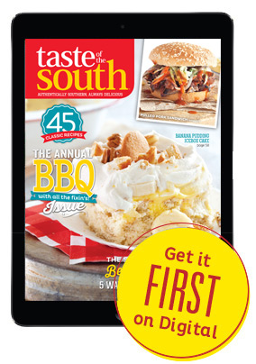 Taste of the South Digital Edition