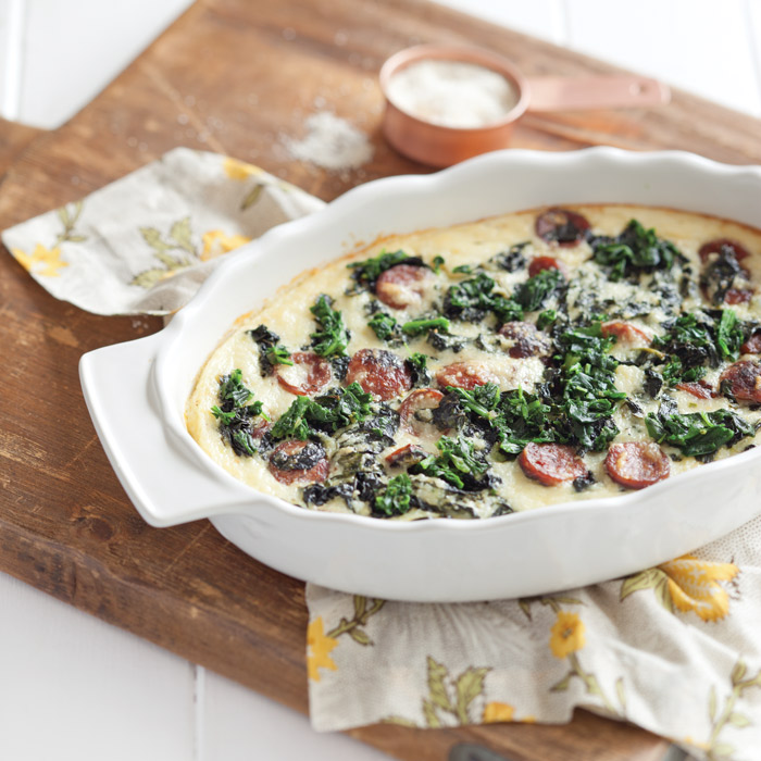 Baked-Grits-and-Greens-Casserole