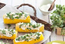 Grilled-Greek-Corn
