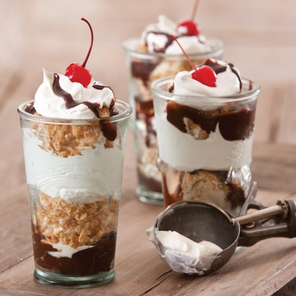 'Unfried'-Ice-Cream-Sundaes
