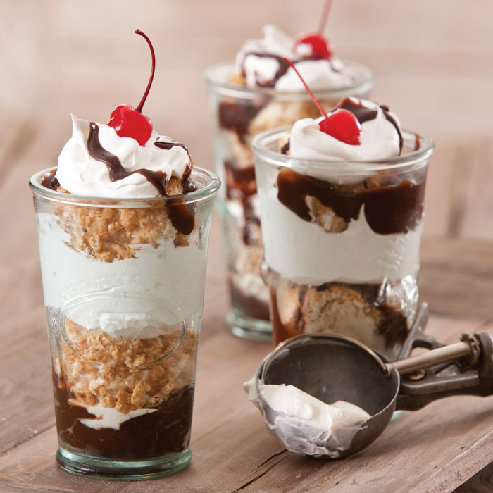 Chocolate Ice Cream Sundae Recipe Ice Cream Sundaes