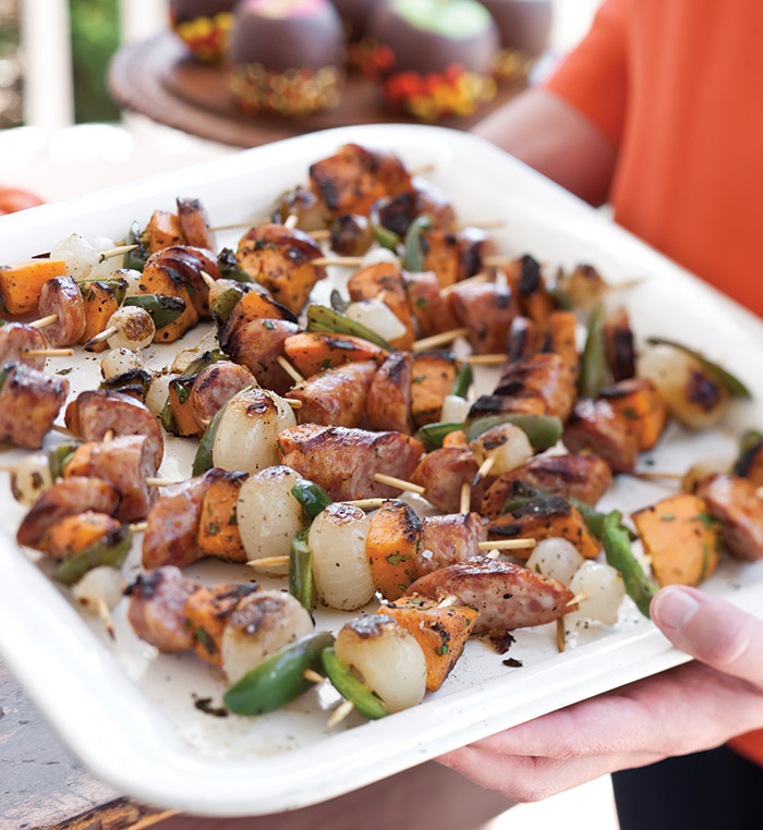 Grilled-Spicy-Sweet-Potato-Skewers