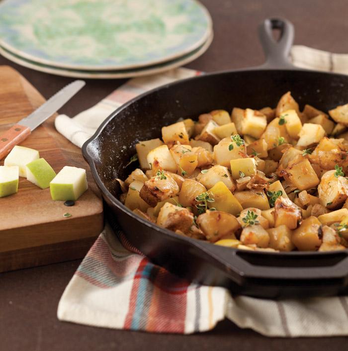 Potato-Apple-Skillet-Fries