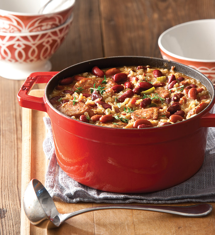 Red Beans And Rice Taste Of The South Magazine