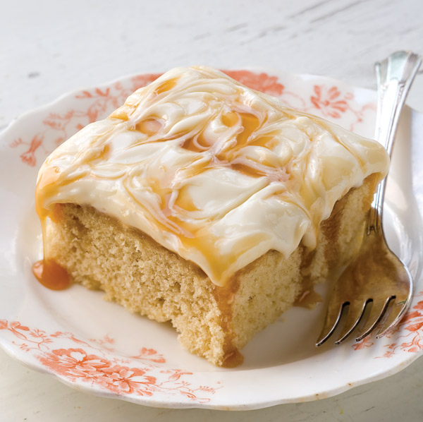 Quick And Easy Caramel Cake Recipe Taste Of The South Magazine