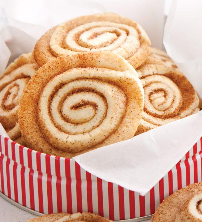 Snickerdoodle Spirals