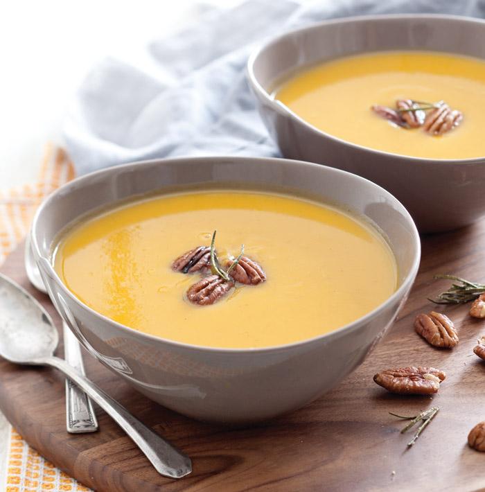 Sweet Potato Soup - Taste of the South Magazine