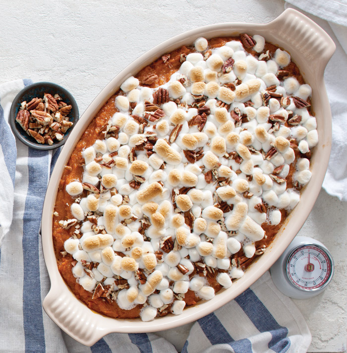 Classic Sweet Potato Casserole - Taste of the South Magazine