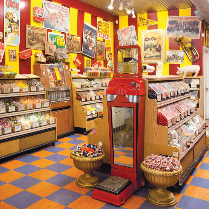 Chocolate Candy Stores New Orleans