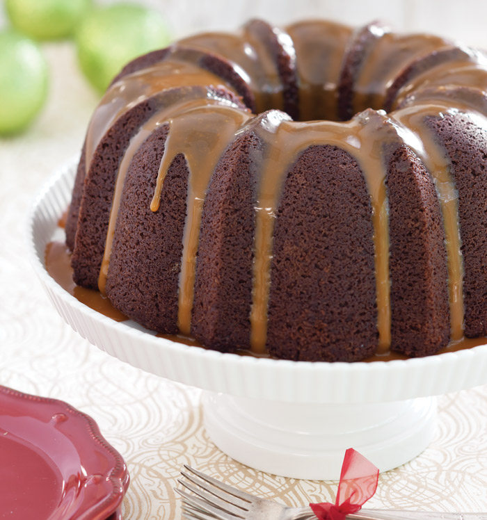 Best Vanilla Bundt Cake Recipe