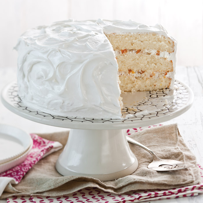 Lady Baltimore Cake Recipe - Taste of the South Magazine