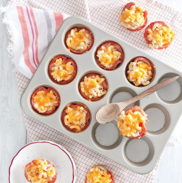 Canadian-Bacon-Mac-Cups