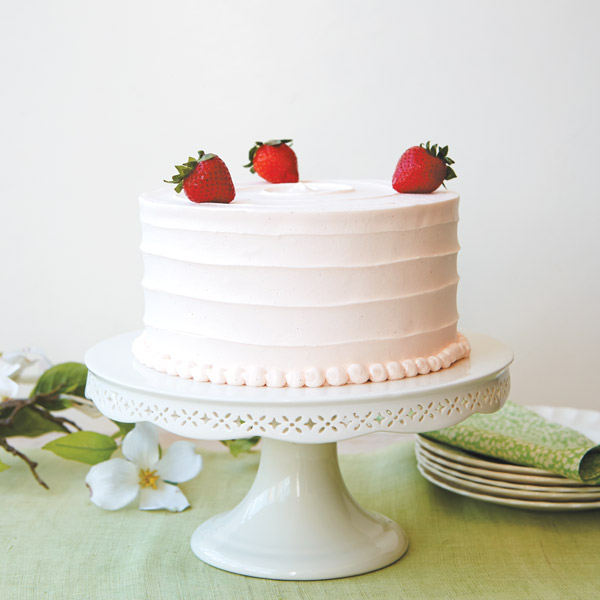 Strawberry Supreme Cake Taste Of The South Magazine