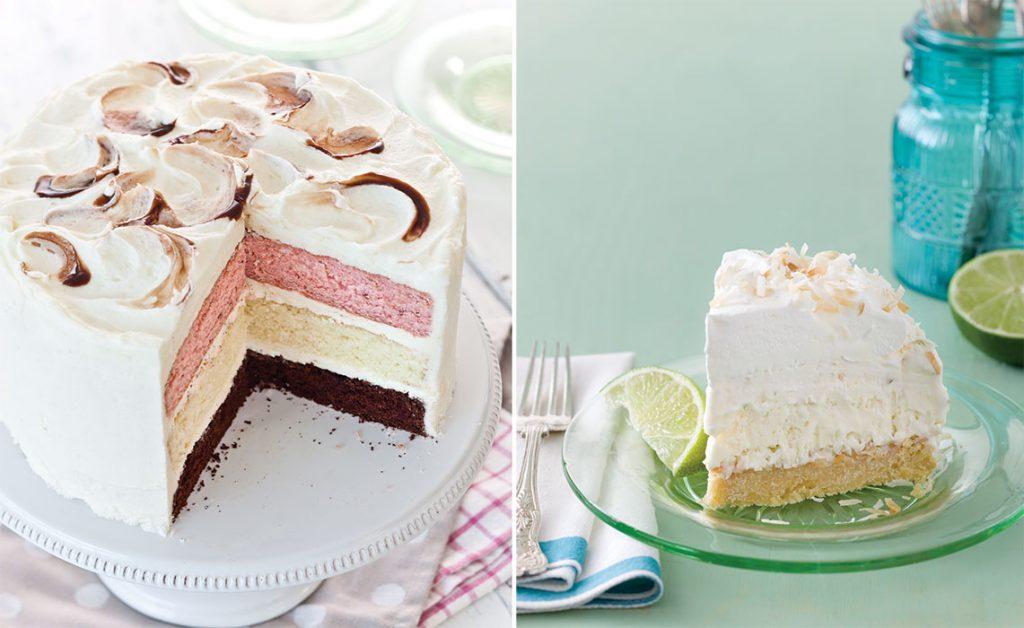 Neopolitan-Cake