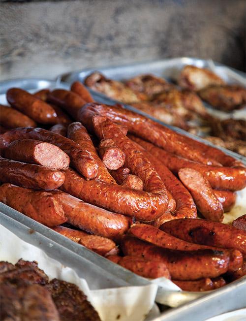 Schepf's Sausages