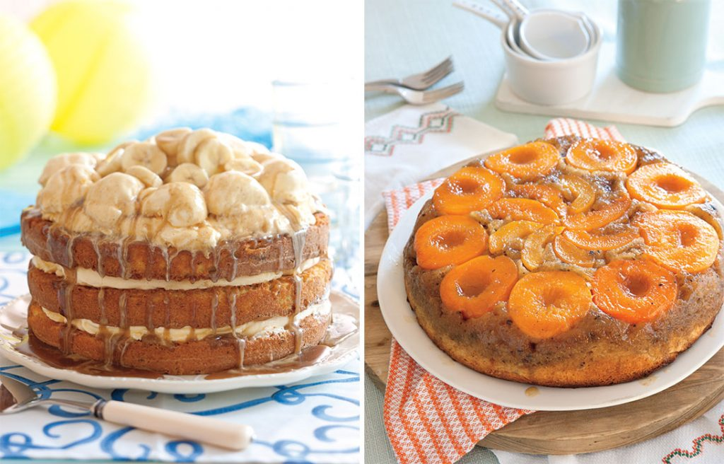 Skillet-Cakes