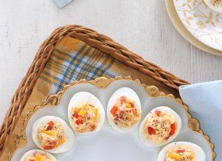Pimiento-Cheese-Deviled-Eggs