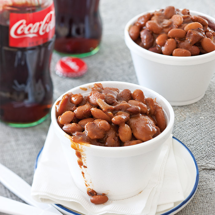 Slow-Cooker Baked Beans - Taste of the South Magazine