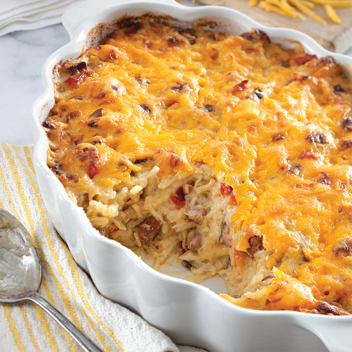 The Ultimate Hash Brown Casserole