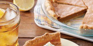 sweet tea pie