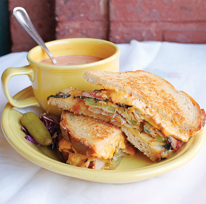 Tupelo Honey Sandwich