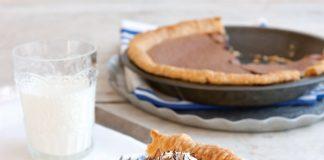chocolate-chess-pie