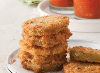 Photo of Fried Green Tomatoes - Taste of the South