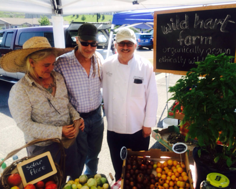 "West Virginia's Best ""Wild"" Chefs"