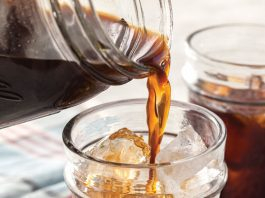 community coffee cold brew