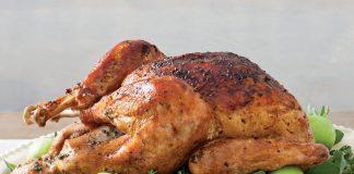 Apple-Herb-Stuffed-Turkey