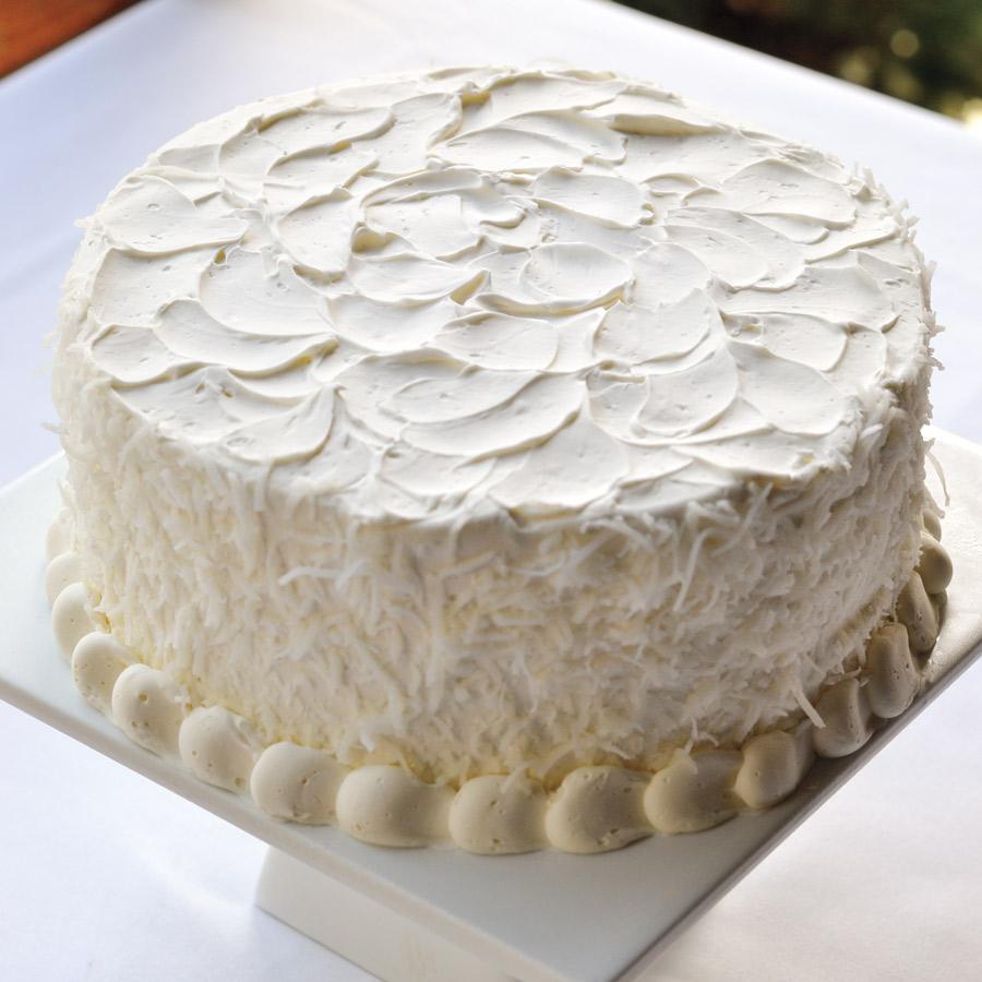 Coconut Cake from Canoe.