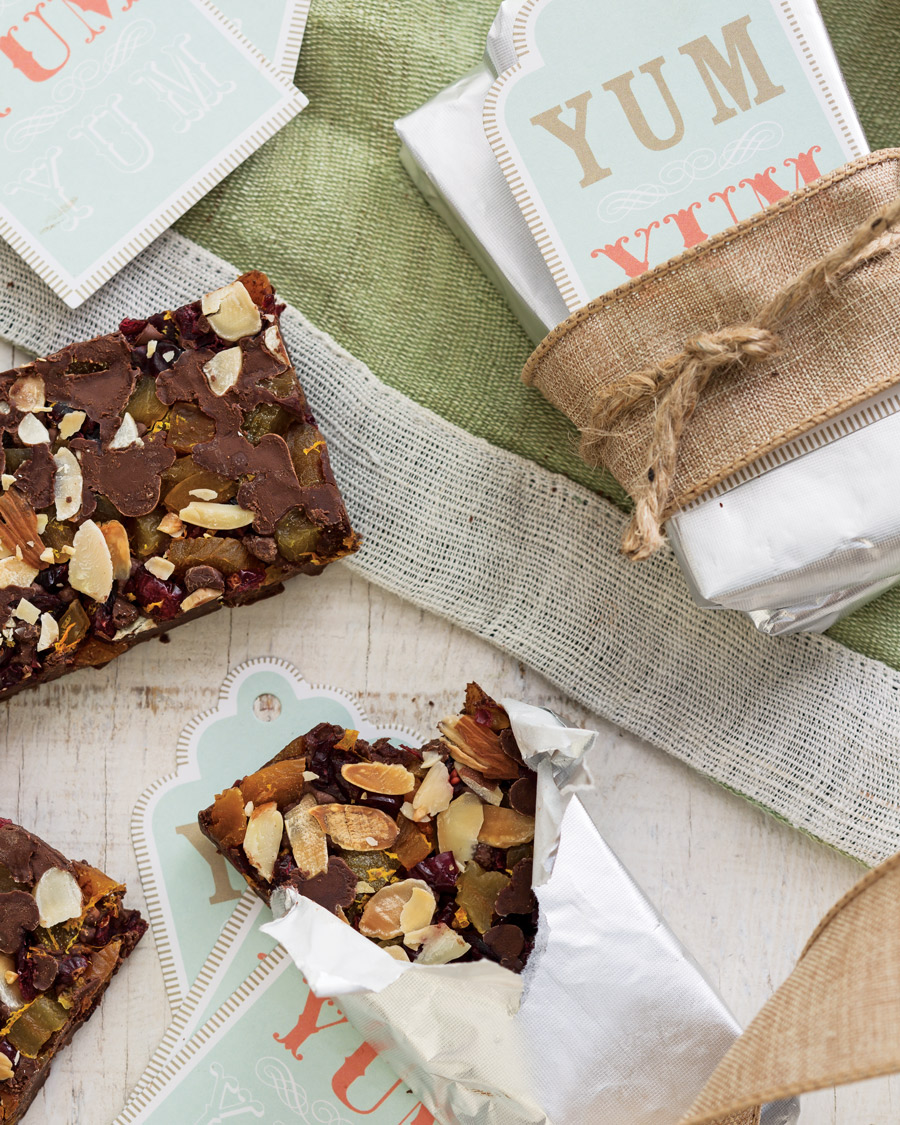 Homemade Candy Bars - Taste of the South