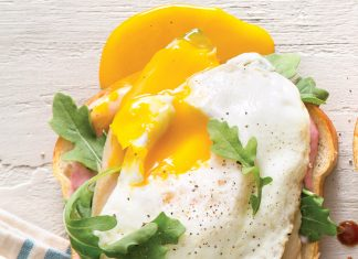 leftovers sandwich egg