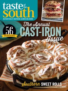 Taste of the South Magazine - January/February Issue