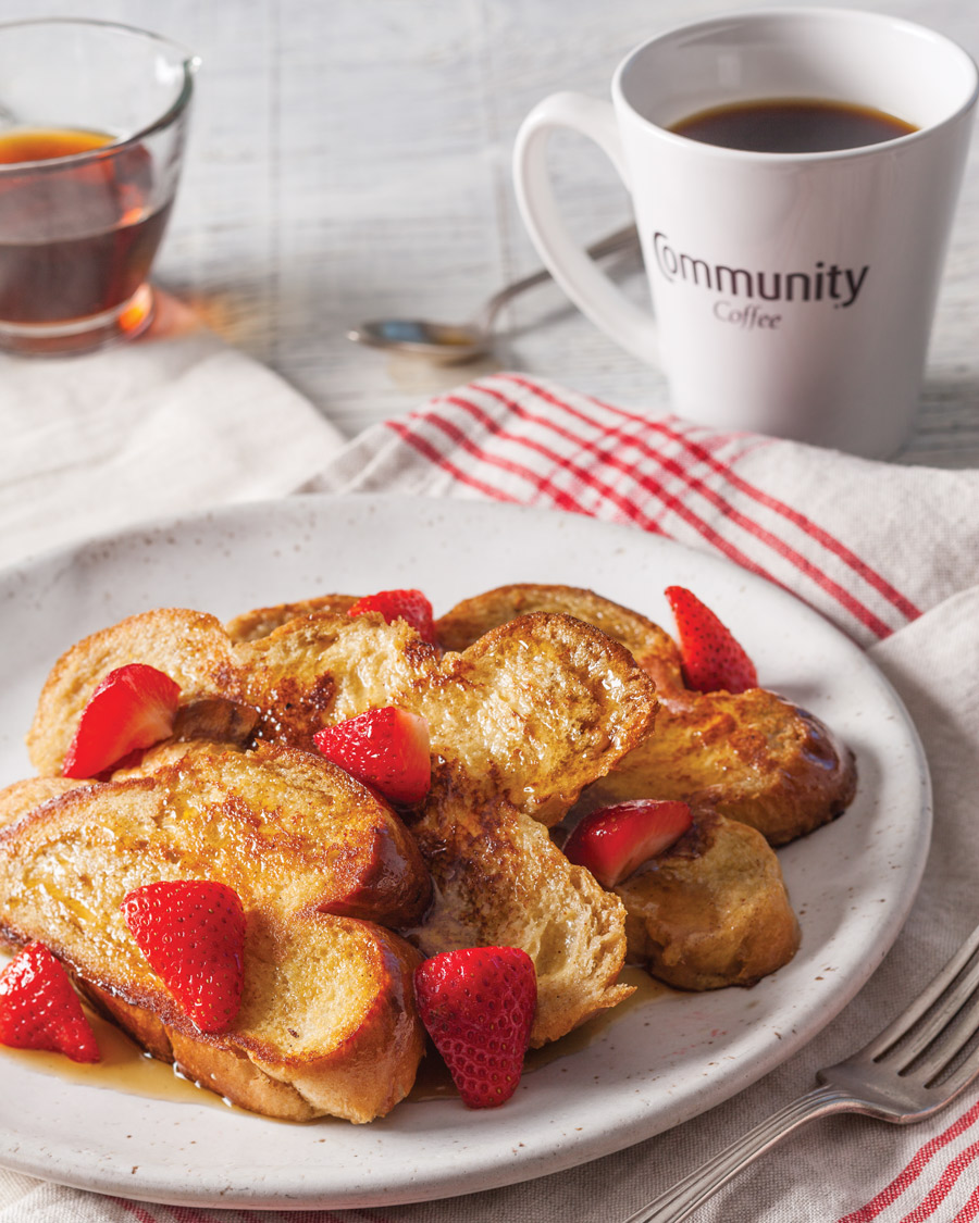 Community® Coffee French Toast