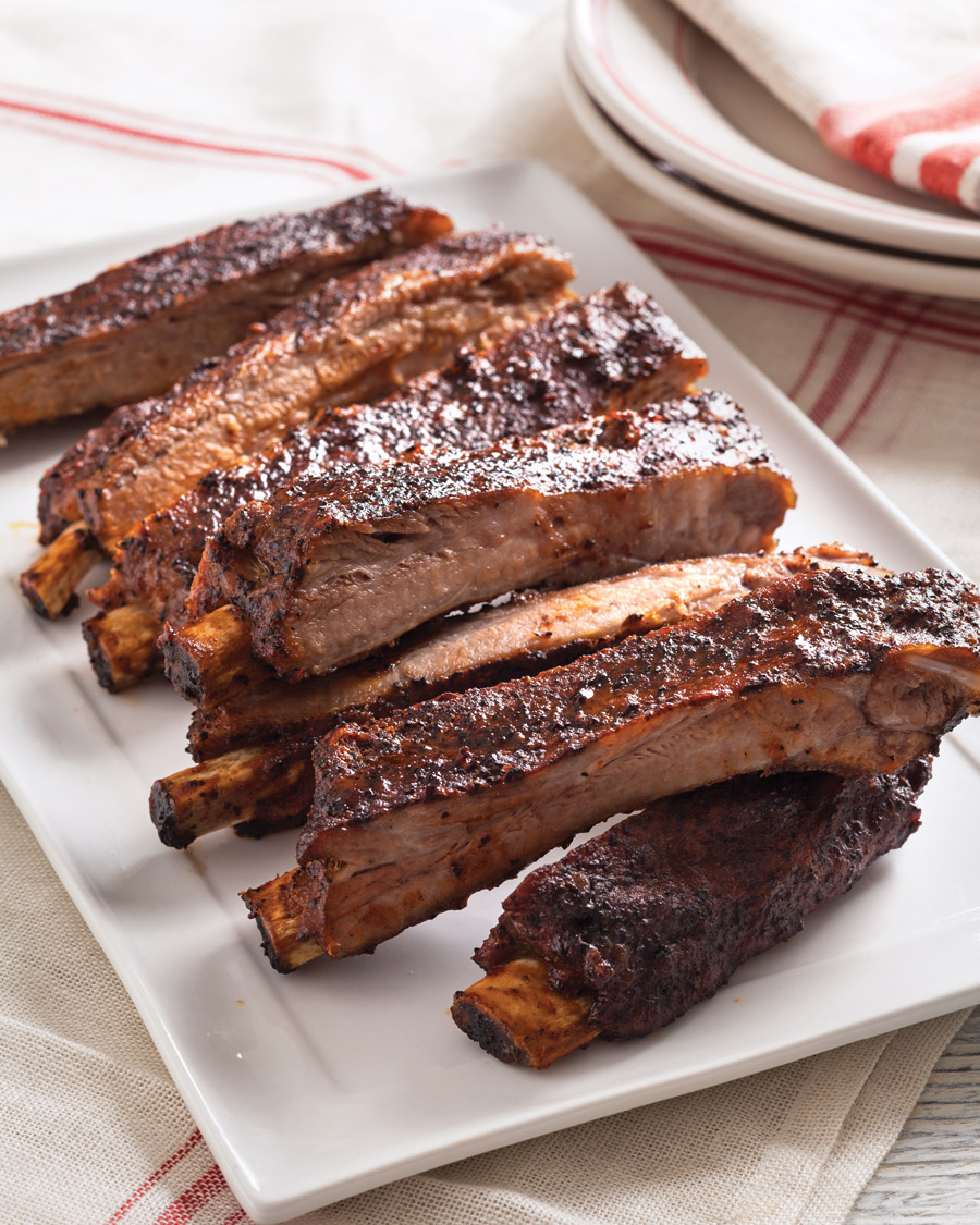 Oven-Cooked Ribs with Community® Coffee Dry Rub - Taste of ...