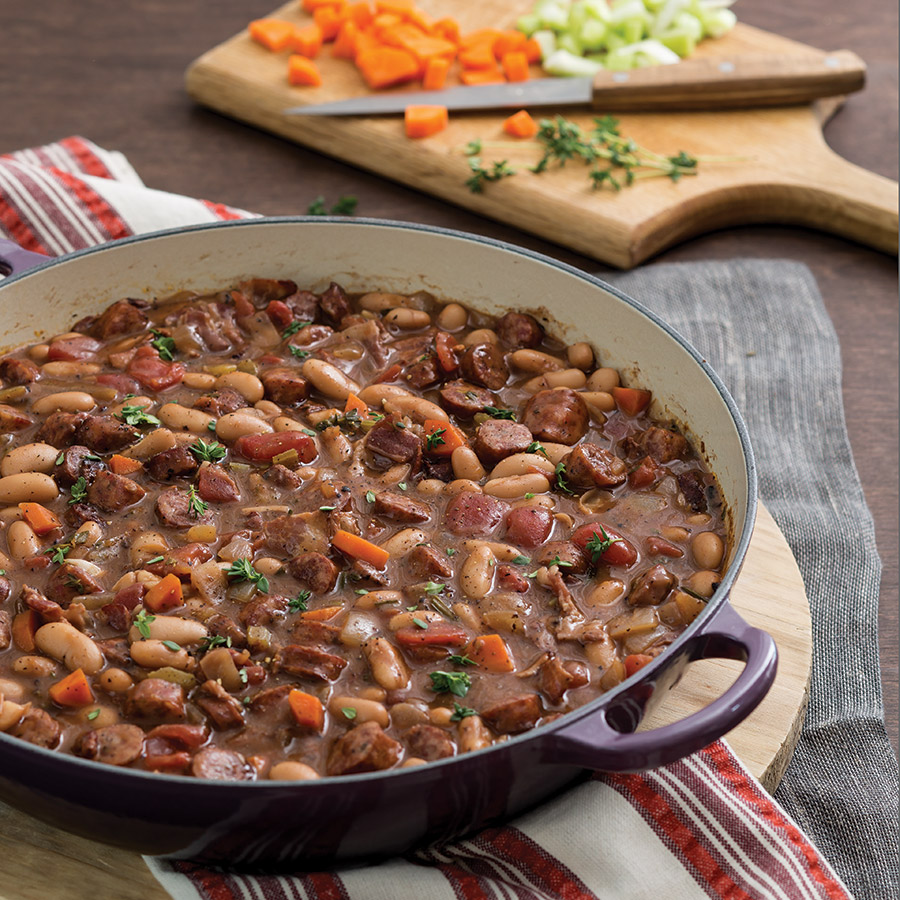 Easy-Cassoulet