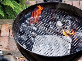 grill to smoker