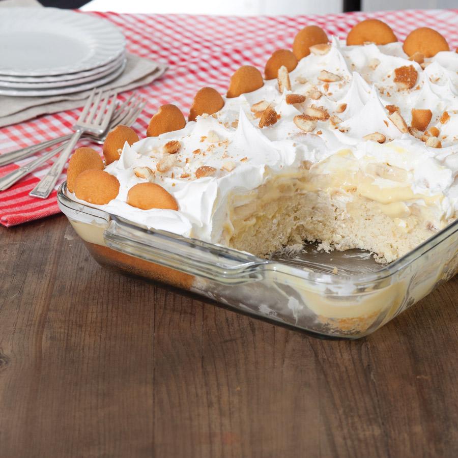 Vanilla Pudding Poke Cake Recipe