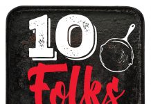 Taste 10 Folks You Should Meet