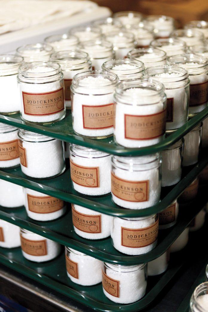 J Q Dickinson salt - Appalachian ingredients
