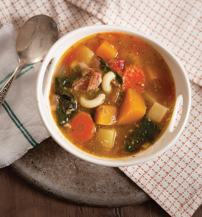 Favorite Soups and Stews