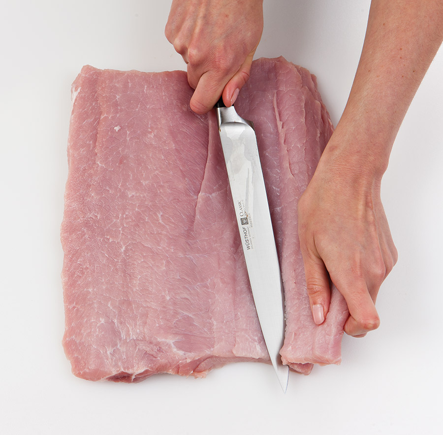How to Stuff a Pork Loin